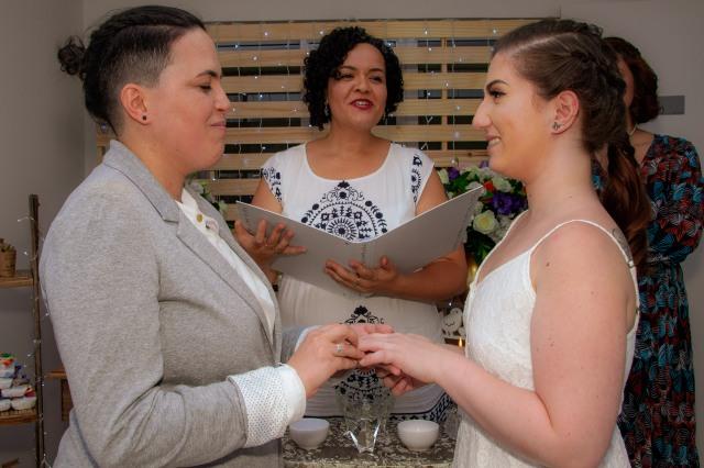 Casamento de Patricia & Lívia